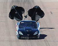 Feb 23, 2019; Chandler, AZ, USA; NHRA top sportsman driver Phil Unruh during qualifying for the Arizona Nationals at Wild Horse Pass Motorsports Park. Mandatory Credit: Mark J. Rebilas-USA TODAY Sports