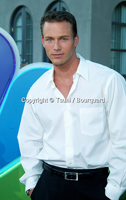 Eric Marstsolf (Passions) arriving at the All-Star Party for the new season of NBC at the Ritz Carlton in Pasadena, Los Angeles. July 24, 2002.           -            Martsolf_Passions13.jpg