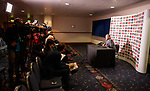 Stewart Regan, Scottish FA Chief Executive at Hampden to discuss the vacant Scotland manager position