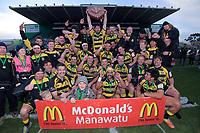 190713 Manawatu Hankins Shield Rugby Final - Feilding Yellows v Varsity