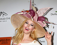 LOS ANGELES - JAN 5:  Dustin Quick at the Unbridled Eve Derby Prelude Party Los Angeles at the Avalon on January 5, 2018 in Los Angeles, CA