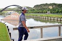 Scott Piercy (USA) departs 13 during round 3 of the World Golf Championships, Dell Technologies Match Play, Austin Country Club, Austin, Texas, USA. 3/24/2017.<br /> Picture: Golffile | Ken Murray<br /> <br /> <br /> All photo usage must carry mandatory copyright credit (&copy; Golffile | Ken Murray)