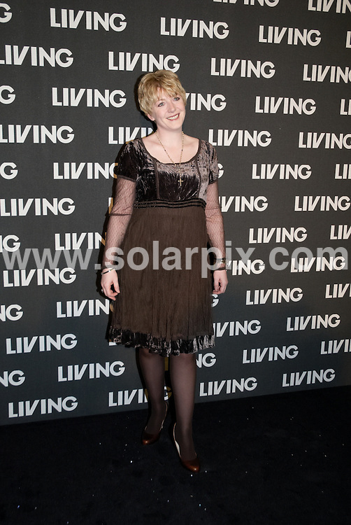**ALL ROUND PICTURES FROM SOLARPIX.COM**.**WORLDWIDE SYNDICATION RIGHTS**.Guest arrivals at the Living TV, held in Covent Garden, London, UK. 3rd September 2008..This pic: Yvette Fielding..JOB REF: 7193 FRG     DATE: 03_09_2008.**MUST CREDIT SOLARPIX.COM OR DOUBLE FEE WILL BE CHARGED* *UNDER NO CIRCUMSTANCES IS THIS IMAGE TO BE REPRODUCED FOR ANY ONLINE EDITION WITHOUT PRIOR PERMISSION*
