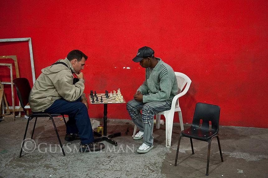 Street scene Havana Cuba. 13-12-10