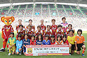 INACINAC Kobe Leonessa team group line-up, JULY 24, 2011 - Football / Soccer : 2011 Plenus Nadeshiko LEAGUE 1st Sec match  ..between INAC Kobe Leonessa 2-0 JEF United Ichihara-Chiba Ladies at Home's Stadium Kobe in Hyogo, Japan. (Photo by Akihiro Sugimoto/AFLO SPORT) [1080]