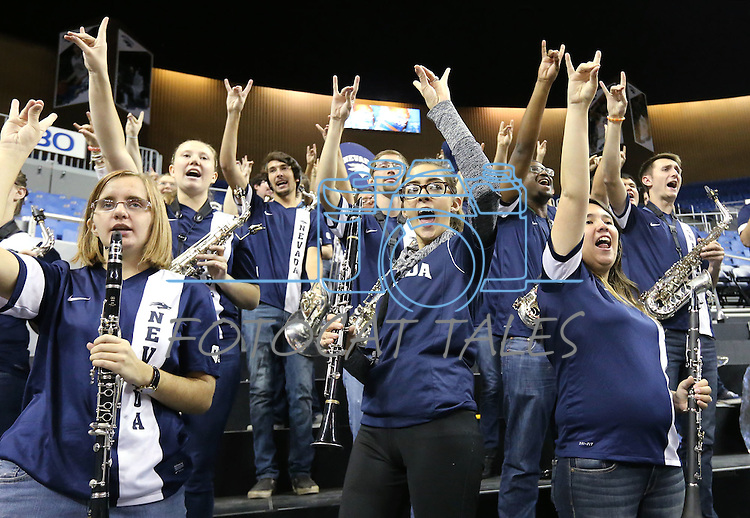 Images from a women's basketball game between Air Force and Nevada in Reno, Nev., on Saturday, Jan. 9, 2016. Nevada won 68-57.<br /> Photo by Cathleen Allison