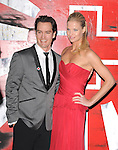 Mark-Paul Gosselaar and wife at The American Red Cross, Santa Monica Chapter's Annual Red Tie Affair held at The Fairmont Miramar Hotel & Bungalows in Santa Monica, California on April 09,2011                                                                               © 2010 Hollywood Press Agency
