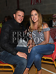 Howard and Sinead Threadwell at the Barn Dance in St. Kevin's Community Centre Phillipstown.  Photo:Colin Bell/pressphotos.ie