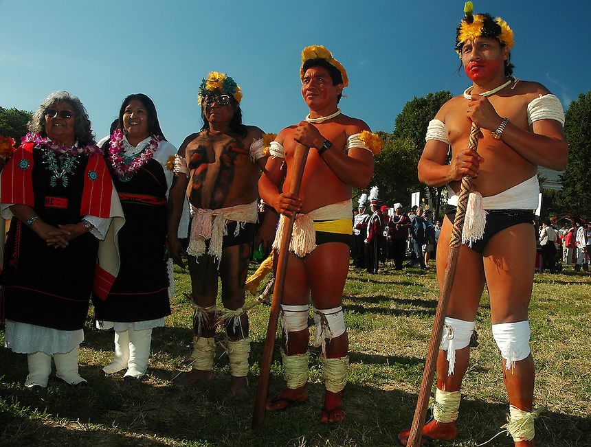 Grand Opening Celebration<br /> National American Indian Museum<br /> Washington, DC