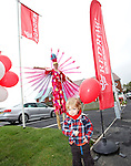 Redrow Homes - Nant Y Rhosyn<br /> St Clears<br /> Ethan Llewelyn-Dimon age 2 from Whitland.<br /> 12.10.13<br /> <br /> &copy;Steve Pope-FOTOWALES