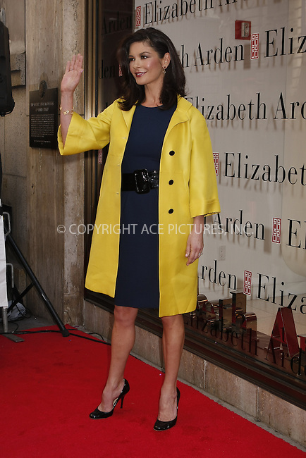 WWW.ACEPIXS.COM . . . . .  ....March 6, 2008. New York City.....Actress Catherine Zeta-Jones opens up the new Elizabeth Arden Global Flagship store on 5th Avenu.......Please byline: AJ Sokalner - ACEPIXS.COM.... *** ***..Ace Pictures, Inc:  ..Philip Vaughan (646) 769 0430..e-mail: info@acepixs.com..web: http://www.acepixs.com