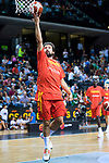 Sergio Llull during Spain vs Lithuania friendly match in Pamplona. August 2, 2019. (ALTERPHOTOS/Francis González)