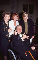 James Brady Mariette Hartley & Diane<br />