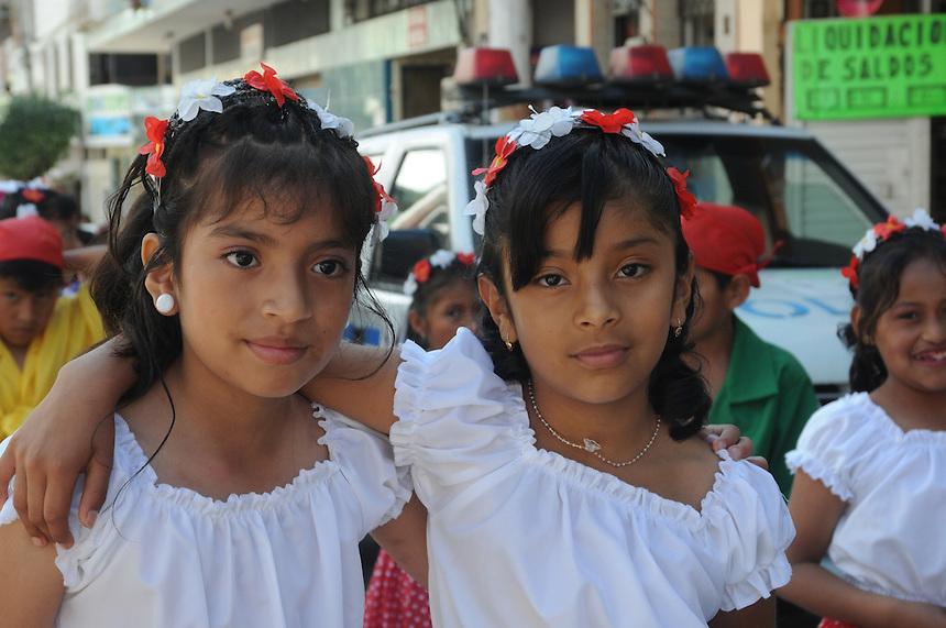 Wonderful Christmas Day! December 2009. Banos, Ecuador
