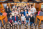 Ross Kelleher from Killarney celebrated his 21st birthday surrounded by friends and family in the Avenue Hotel, Killarney last Saturday night.