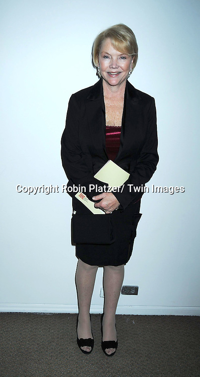 actress Erika Slezak attending The 63rd Annual Writers Guild Awards on February 5, 2011 at the AXA Equitable Center in New York City.