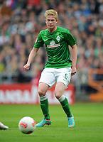 FUSSBALL   1. BUNDESLIGA   SAISON 2012/2013   4. SPIELTAG SV Werder Bremen - VfB Stuttgart                         23.09.2012        Kevin De Bruyne (SV Werder Bremen) Einzelaktion am Ball