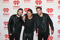 LAS VEGAS, NV - September 21:  Swedish House Mafia pictured at iHeart Radio Music Festival at MGM Grand Resort on September 21, 2012 in Las Vegas, Nevada..    © RD/ Kabik/ Starlitepics / Mediapunchinc /NortePhoto<br />