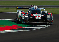 Mike Conway (GBR), Kamui Kobayashi (JPN), Jose Maria Lopez (ARG) TOYOTA GAZOO RACING during the WEC 4HRS of SILVERSTONE at Silverstone Circuit, Towcester, England on 30 August 2019. Photo by Vince  Mignott.