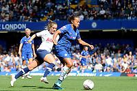 Drew Spence of Chelsea Women races upfield during Chelsea Women vs Tottenham Hotspur Women, Barclays FA Women's Super League Football at Stamford Bridge on 8th September 2019