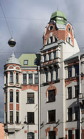 Österreichischer Platz- Avstrijskaja Pr-, St. Petersburg, Russland, UNESCO-Weltkulturerbe