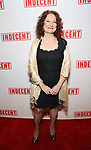 Lisa Gutkin attends the Broadway Opening Night After Party for  'Indecent' at Bryant Park Grill on April 18, 2017 in New York City.