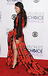 Ardem Cho arriving at the People's Choice Awards 2016 held at the Microsoft Theater L.A. Live
