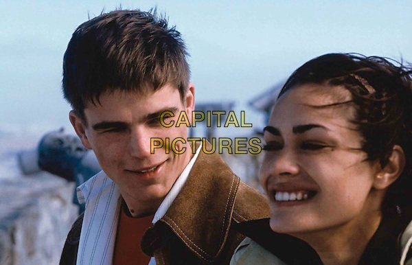 JOSH HARTNETT.SHANNYN SOSSAMON.in 40 Days And 40 Nights.Filmstill - Editorial Use Only.Ref: FB.sales@capitalpictures.com.www.capitalpictures.com.Supplied by Capital Pictures.