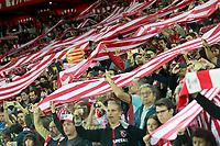 Athletic de Bilbao's supporters during La Liga match. October 28,2017. (ALTERPHOTOS/Acero) /NortePhoto.com