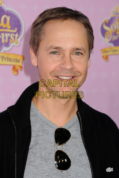 "Chad Lowe.""Sofia The First: Once Upon A Princess"" Los Angeles Premiere held at Walt Disney Studios, Burbank, California, USA, 10th November 2012..portrait headshot black grey gray .CAP/ADM/BP.©Byron Purvis/AdMedia/Capital Pictures."