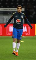 Philippe Coutinho (Brasilien Brasilia) - 27.03.2018: Deutschland vs. Brasilien, Olympiastadion Berlin