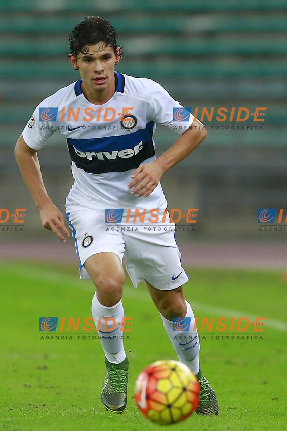 Pires Ribeiro Dodo Inter,  <br /> Bari 24-11-2015 Stadio San Nicola <br /> Football Calcio Trofeo San Nicola 2015 Bari - Inter<br /> Foto Cesare Purini / Insidefoto