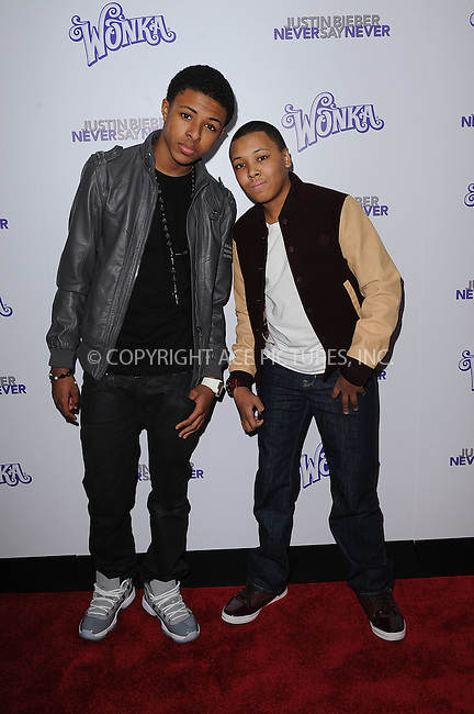 WWW.ACEPIXS.COM . . . . . .February 2, 2011...New York City.... Daniel 'Diggy' Simmons and Russell 'Russy' Simmons attend the New York premiere of 'Justin Bieber Never Say Never'  on February 2, 2011 in New York City....Please byline: KRISTIN CALLAHAN - ACEPIXS.COM.. . . . . . ..Ace Pictures, Inc: ..tel: (212) 243 8787 or (646) 769 0430..e-mail: info@acepixs.com..web: http://www.acepixs.com .