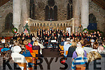 The New Choir and Orchestra performing in front of a crowd of over 400 at St Mary's church, Dingle on December 22nd last.