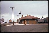 Antonito Station.<br /> D&amp;RGW  Antonito, CO