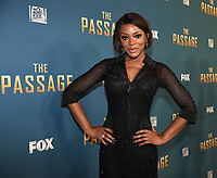 "SANTA MONICA - JANUARY 10: Caroline Chikezie attends the red carpet premiere party for FOX's ""The Passage"" at The Broad Stage on January 10, 2019, in Santa Monica, California. (Photo by Frank Micelotta/Fox/PictureGroup)"