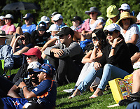 Fans and supporters.<br /> New Zealand Blackcaps v England. 5th ODI International one day cricket, Hagley Oval, Christchurch. New Zealand. Saturday 10 March 2018. &copy; Copyright Photo: Andrew Cornaga / www.Photosport.nz