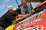 Jun 11, 2010; 2:52:38 PM; Rossburg, OH., USA; The running of the Dream XVI  Dirt Late Models at the Eldora Speedway paying $100,000 to win.  Mandatory Credit: (thesportswire.net)
