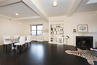 Living Room at 162 West 56th Street