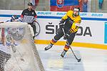 15.04.2018, EnergieVerbund Arena, Dresden, GER, Euro Hockey Challenge, Deutschland vs. Slowakei, im Bild<br /> <br /> <br /> Nicolas Krammer (#21, Deutschland),<br /> <br /> Foto &copy; nordphoto / Dostmann