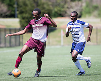 The College of Charleston Cougars played the  Georgia Southern Eagles in The Manchester Cup on April 5, 2014.  The Cougars won 2-0.  Tanner Clay (5), Hugo Coicaud (17)