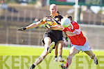 Dara Long Austin Stacks v Dingle in the Semi Final of the County Senior football Championship at Fitzgerald stadium on Sunday.
