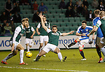 Jason Holt comes close to equalising in the last minute