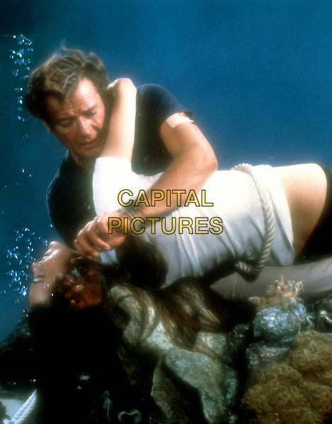 ROGER MOORE.in For Your Eyes Only.james bond.Filmstill - Editorial Use Only.CAP/AWFF.supplied by Capital Pictures