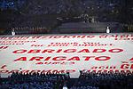 Closing Ceremony of Rio de Janeiro Olympic Games, <br /> AUGUST 21, 2016 : <br /> Closing Ceremony <br /> at Maracana <br /> during the Rio 2016 Olympic Games in Rio de Janeiro, Brazil. <br /> (Photo by Yusuke Nakanishi/AFLO SPORT)