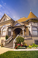 The Steinbeck House, Salinas, Monterey County, California USA