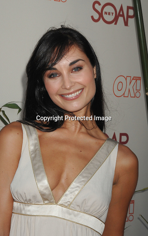 Ewa da Cruz..at The SOAPnet pre Emmy party on June 14, 2007 at ..Boulevard3 in Hollywood, California. ..Robin Platzer, Twin Images......212-935-0770