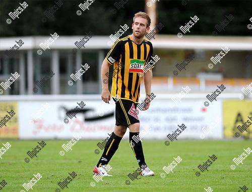 2011-08-07 / Voetbal / seizoen 2011-2012 / KFC Zwarte Leeuw / Ricky Coertjens..Foto: mpics