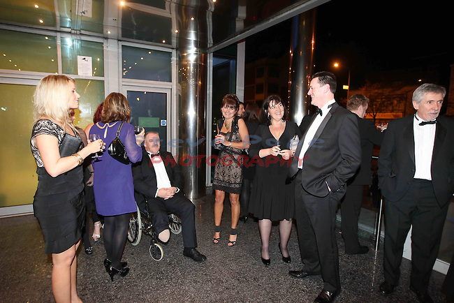 IOW Awards Dinner 2011..Holland House Hotel..23.11.11.©Steve Pope