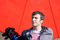 Damian Schwartz  in Madrid 2005